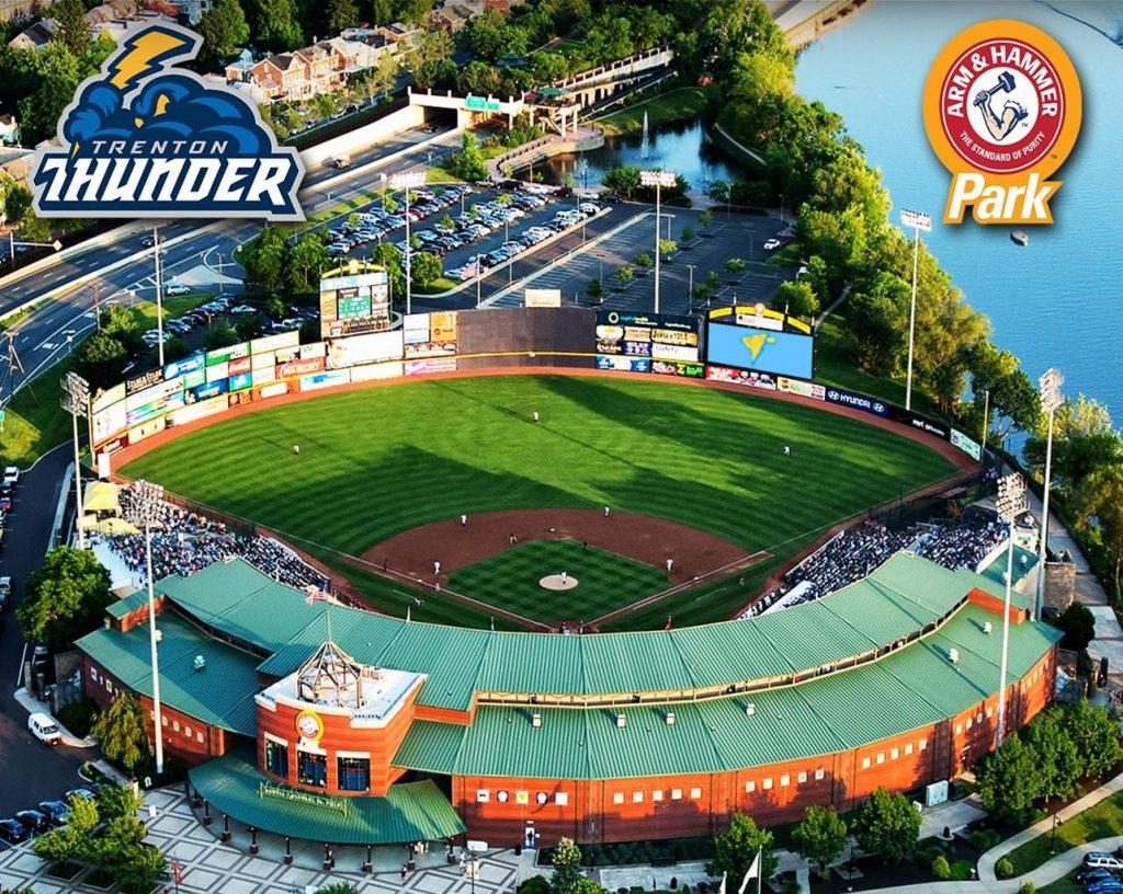 Trenton Thunder 2017 Event 1024x816 Trenton Thunder Baseball Game